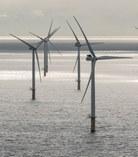 Parkwind wind energy park, NorthSea