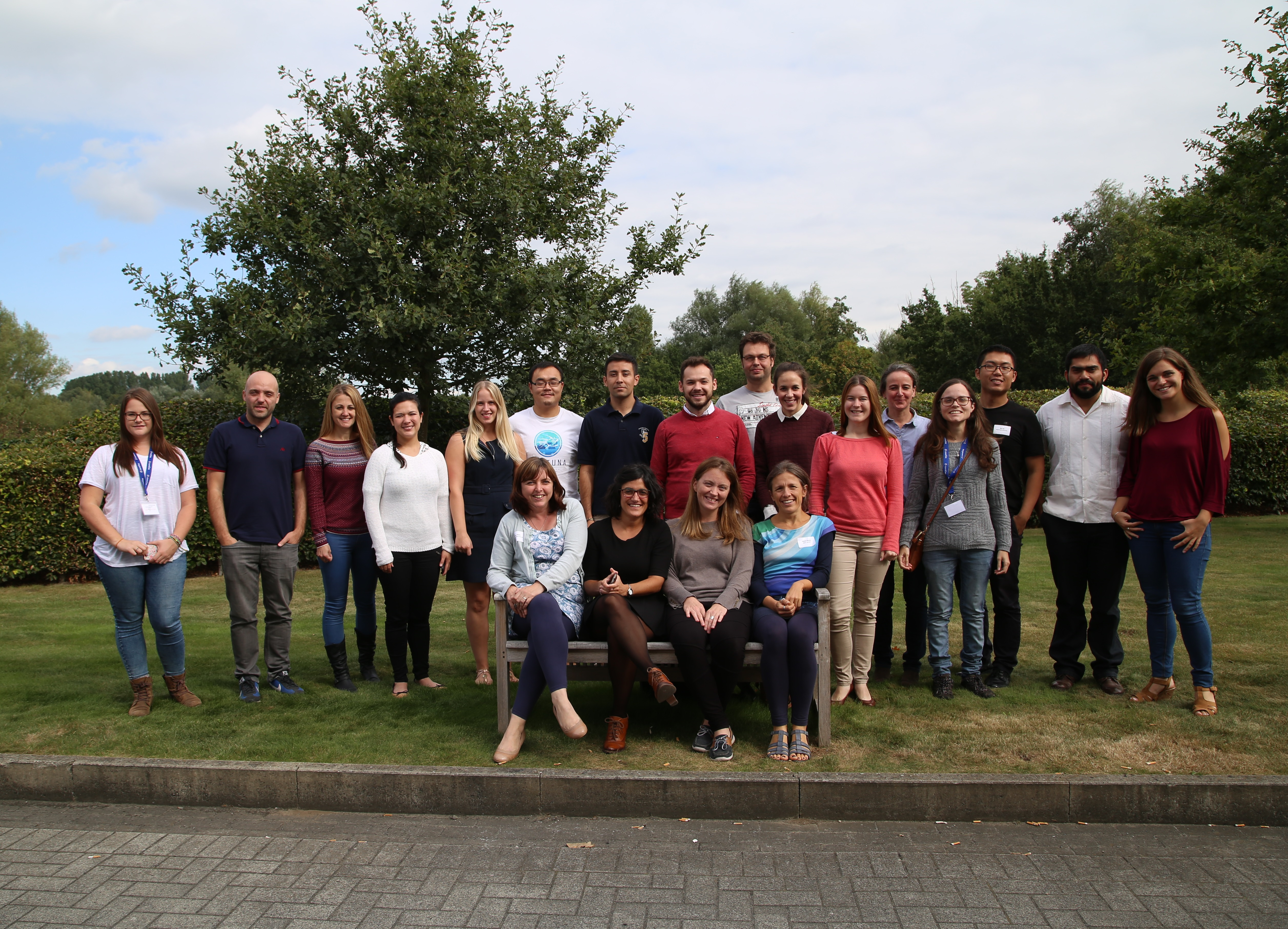 Lipids in Ruminants - group picture