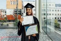 INVE award & VLIR UOS award: Haniswita