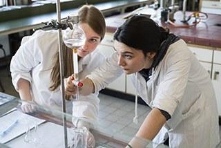 Chemie en Bioprocestechnologie