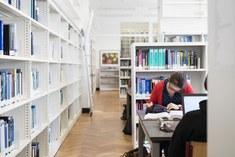 Bibliotheek Campus Coupure