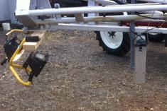 Proximal crop sensor
