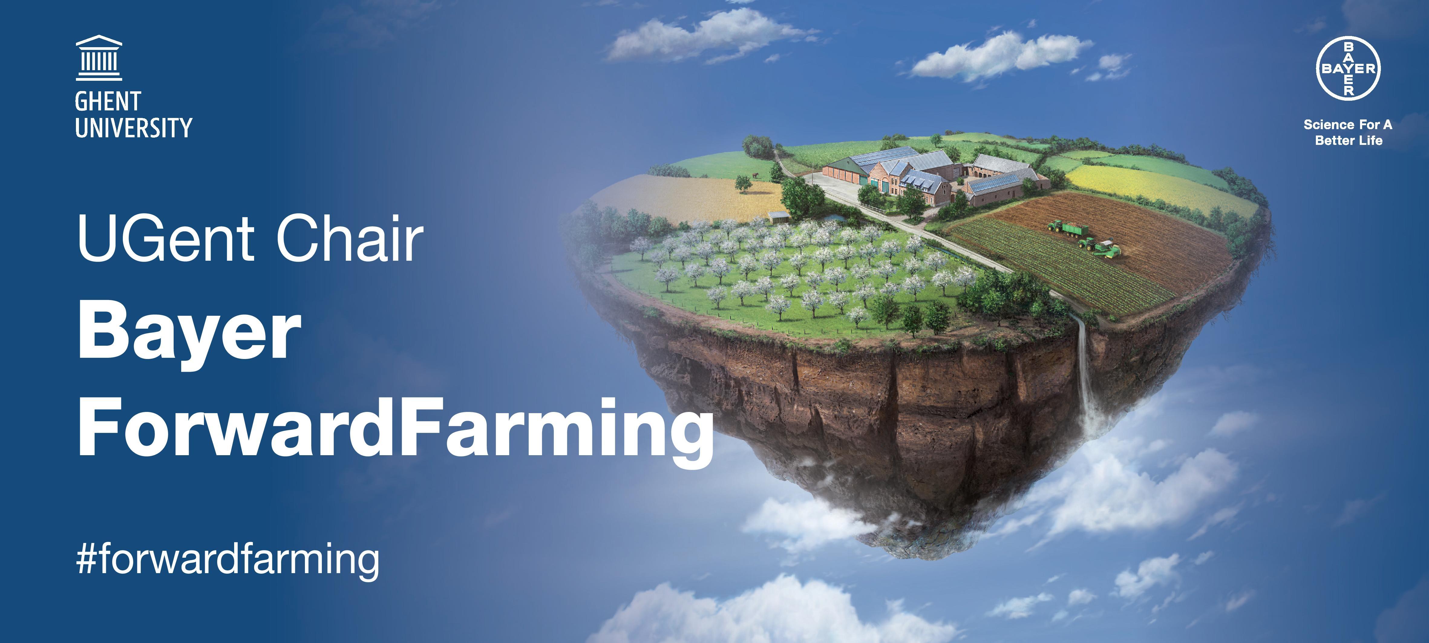 Bayer ForwardFarming banner