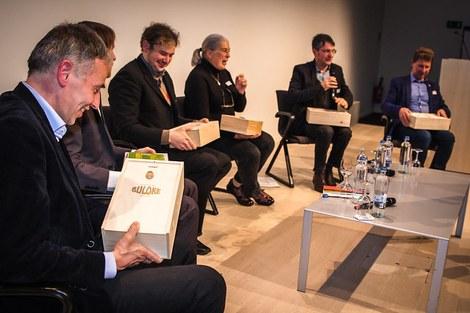 Depletion of Natural Capital Symposium panel