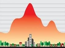 Urban heat regulation