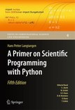Cover of A Primer on Scientific Programming with Python