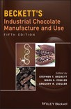 Cover of Beckett's industrial chocolate : manufacture and use