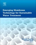 Cover of Emerging Membrane Technology for Sustainable Water Treatment