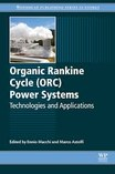 Cover of Organic Rankine Cycle (ORC) Power Systems