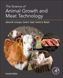 Cover of The Science of Animal Growth and Meat Technology