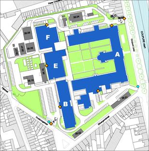 Campus Coupure Badgereaders