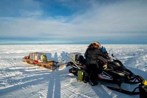 EnVOC @ Antarctica