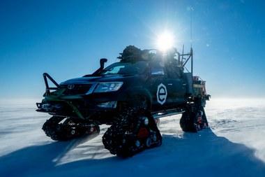 EnVOC @ Antarctica (large view)