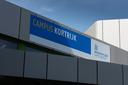 Banner campus Kortrijk