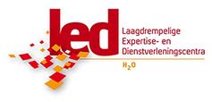 Logo LED H2O