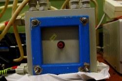 (reverse) electrodialysis flow through cell
