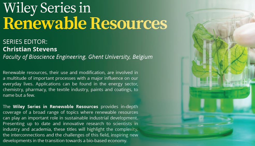 The Wiley Series in Renewable Resources
