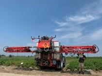 Field Work with the help of PCA/PCG Kruishoutem