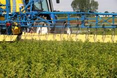 Spray application technology