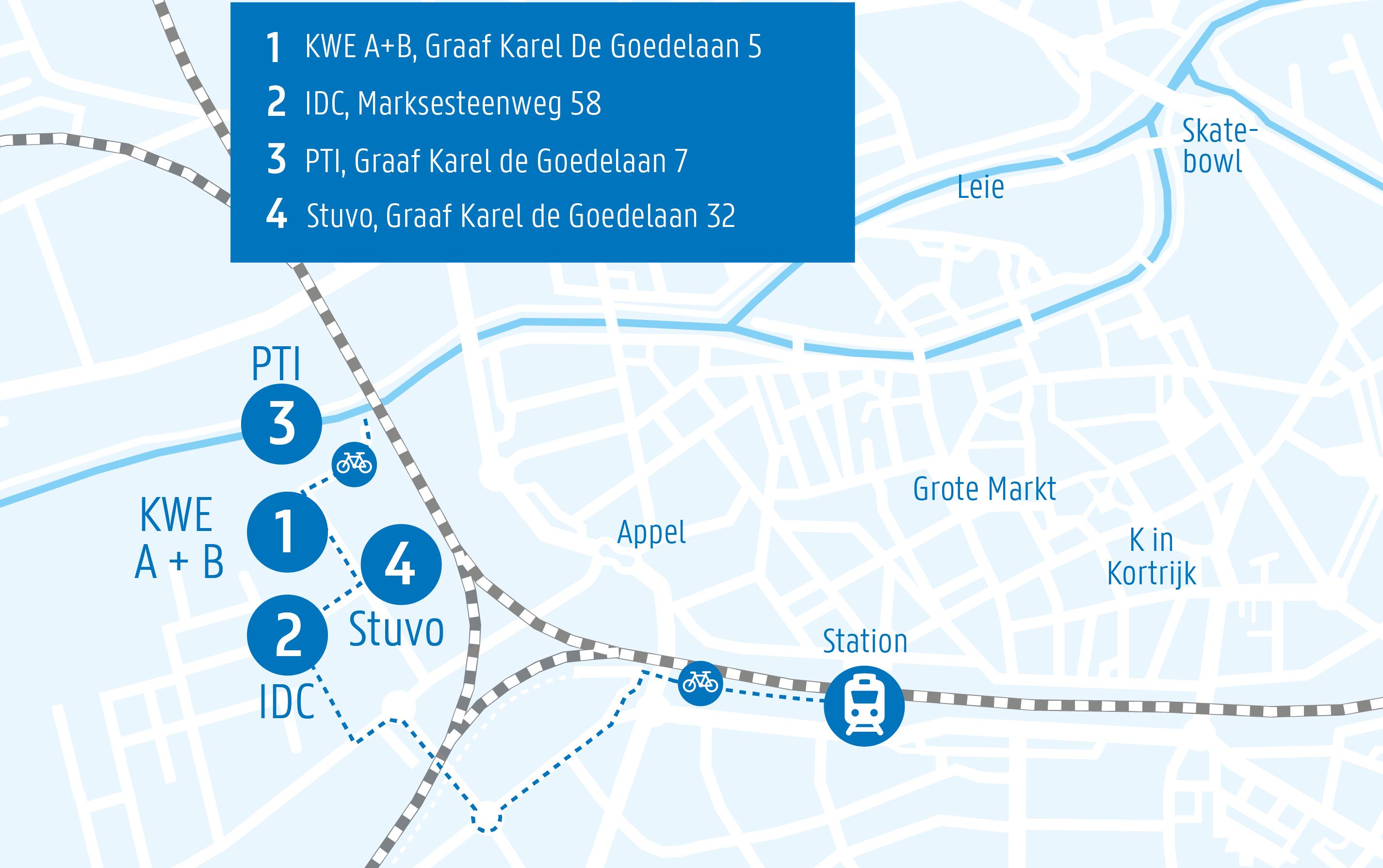 Plan Campus Kortrijk
