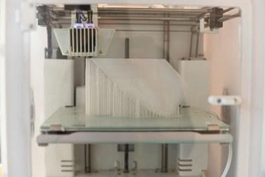 3D-printer (vergrote weergave)