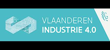 Logo Vlaanderen Industrie 4.0