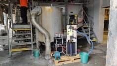 Reactor bij Callebaut