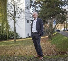 Prof. Jan Desmet (vergrote weergave)