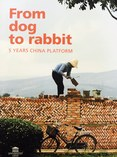 Book cover from dog to rabbit