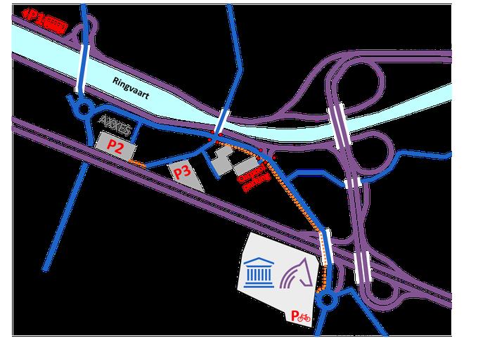 Parkingplan Fraterstraat