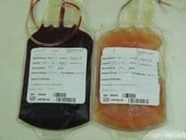 Bloed gescheiden