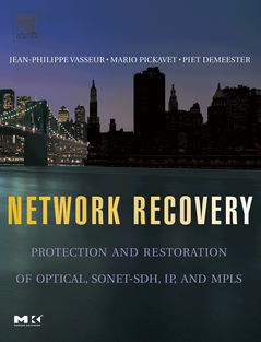 "Cover of book ""Network recovery"""