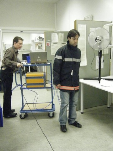 Prototype testing in real-life conditions