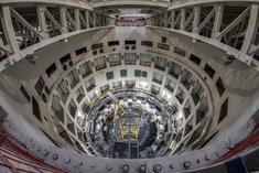 ITER tokamak pit