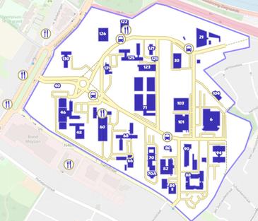 Site plan Ardoyen