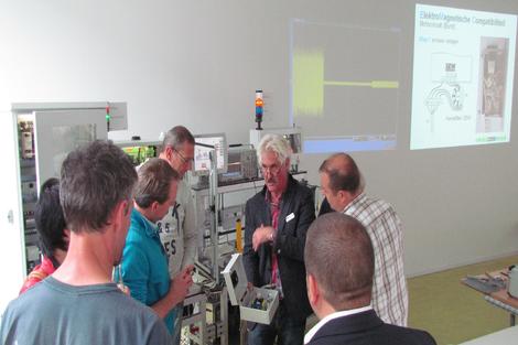 EMC workshop
