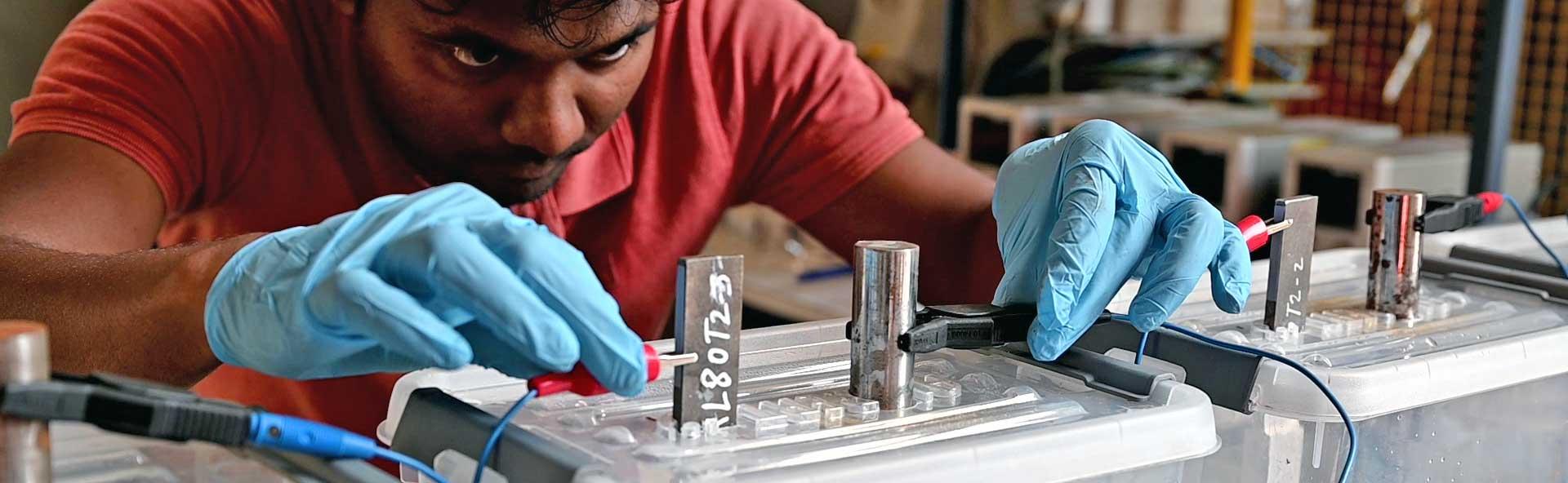 Research project Pankaj Jaiswal