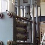 MTS 2500 tribology setup