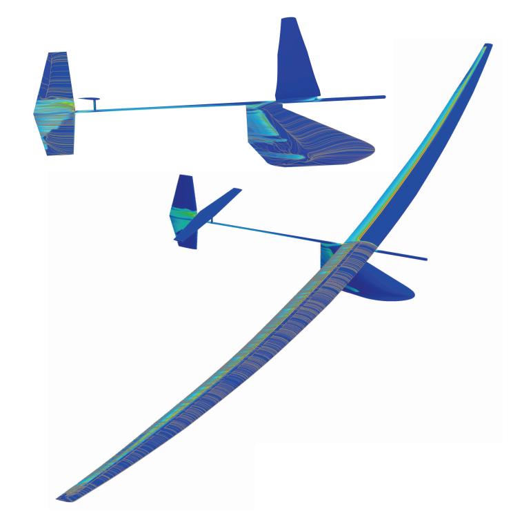 Thesis Optimalisatie van een luchtfiets met fluïdum-structuur-interactieberekeningen