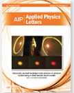 Coverpage Applied Physics
