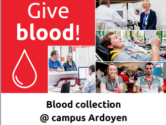 Blood donations @ iGent (large view)