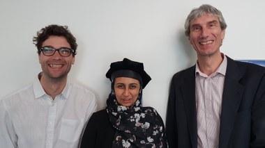 PhD Masoumeh Karvar (vergrote weergave)