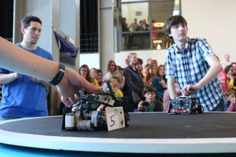 Robotcompetitie