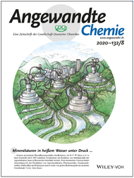Angewandte Chemie Cover (vergrote weergave)