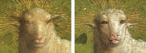 The Ghent Altarpiece - Lam Gods