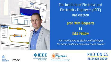Wim Bogaerts IEEE Fellow