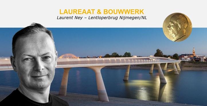 Lentloperbrug Laurent Ney