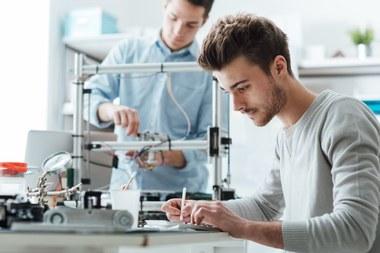 studenten industrieel ingenieur siemens (vergrote weergave)
