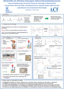 VOP Afvalstoffen als efficiënte heterogene katalysatoren