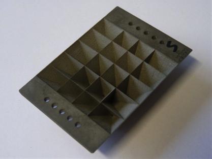 Figure 1: lofthole collimator